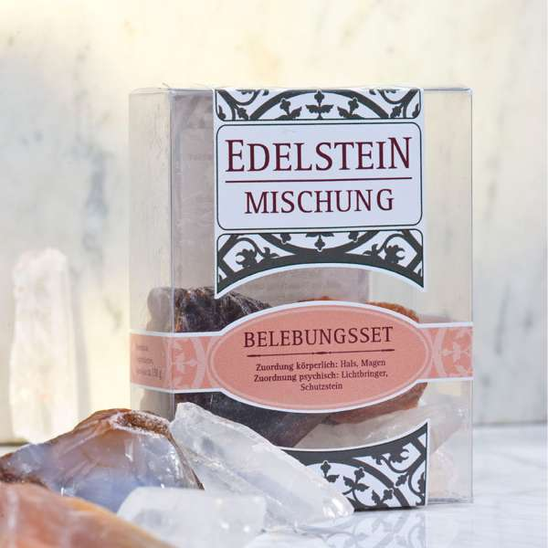 Belebungs-Set - Edelsteine